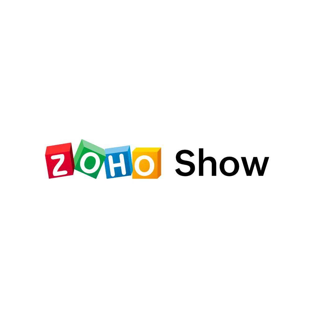 Zoho Show: a multimedia presentation tool